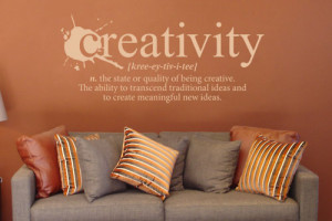 Inspirational Wall Quotes: Decals