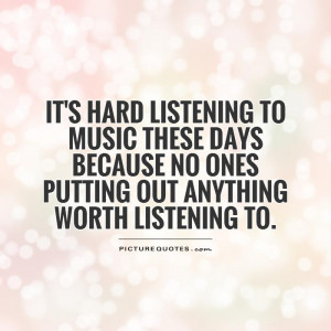 Listening Quotes