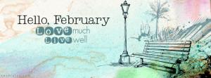 Hello February Facebook Covers - Hello February Covers