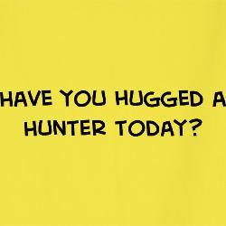 hugged_a_hunter_bbq_apron.jpg?color=Lemon&height=250&width=250 ...