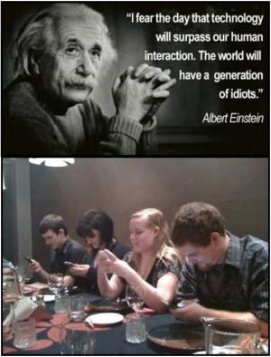 albert einstein on the future | Albert Einstein: