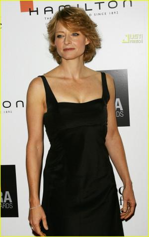 Jodie Foster Behind The