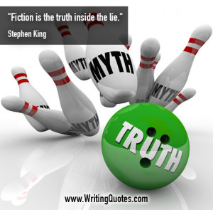 ... Writing » Stephen King Quotes - Fiction Truth - Stephen King Quotes