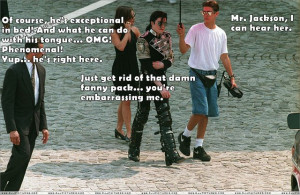 funny michael jackson quotes