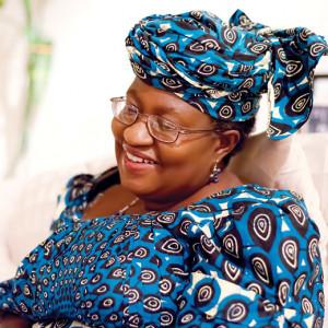 Ngozi Okonjo Iweala Ngozi okonjo-iweala