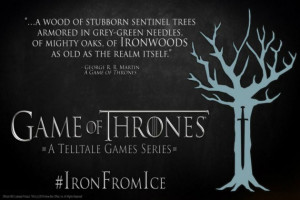 Telltale Games Teases Game of Thrones with a George R.R. Martin Quote