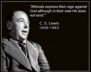 Quotes by Christians and Others on Atheism and God image