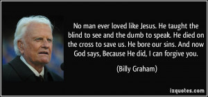 More Billy Graham Quotes