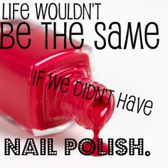 The Nail Files Thursday: Confessions of a nail polish addict ...