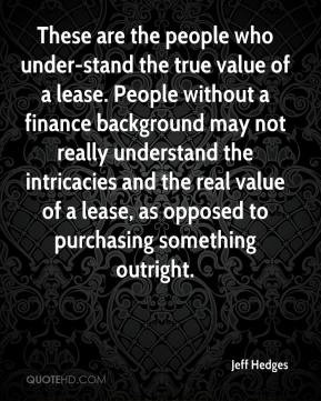 True Value Quotes