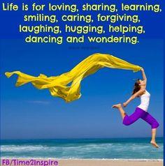 Life quote via