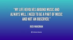 My Life Revolves around You