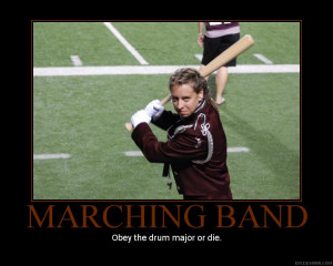 funny marching band quotes images