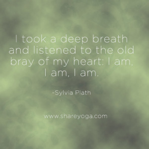 Showing Gallery For Yoga Quotes About Breath