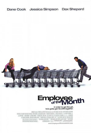EMPLOYEE OF THE MONTH POSTER ]