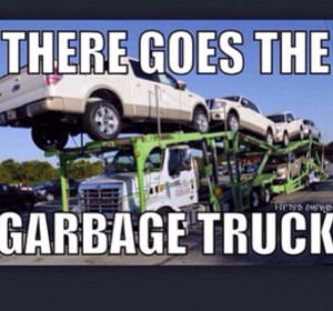 Powerstroke jokes. Chevy love. Hate fords. Ford Trucks Humor, Garbage ...