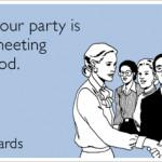 Boring Meeting Funny
