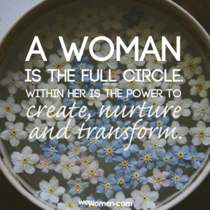 Empowering Quotes About Women