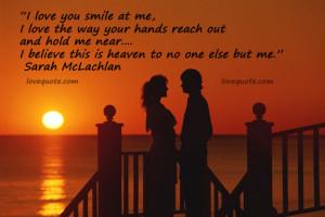 cute romantic quotes, cute romantic sayings, sweet romantic quotes ...