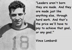 Vince lombardi famous quotes 4