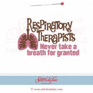 6180 Sayings : Respiratory Therapist 5x7