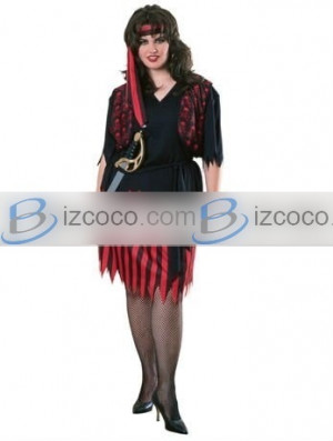 Cheap Funny Girl Pirate Costumes For Halloween Maa Price