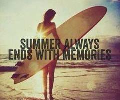 Summer come back!!