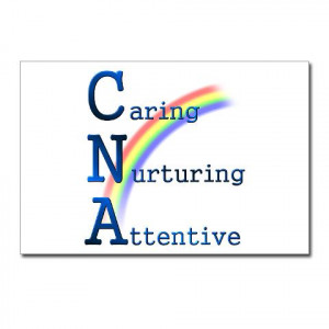 Nurse Assistant Sayings http://www.cafepress.com/+oth_quotes_postcards ...