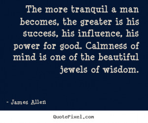 Tranquil Quotes and Sayings
