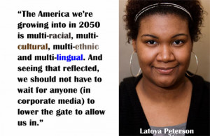 Latoya Peterson: Media, Entrepreneurship and Birth of a New Nation