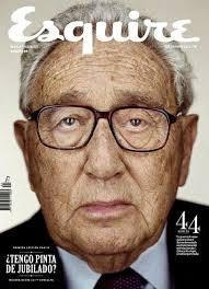 left. Henry Kissinger said ,