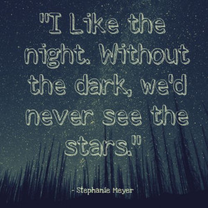 Stephenie Meyer #quote
