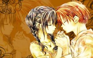 Anime Love Wallpaper 1280x800 Anime, Love