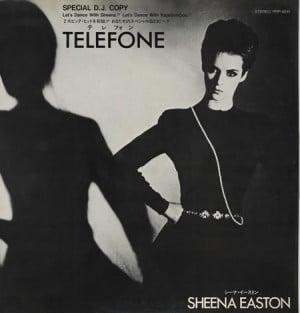 Sheena Easton Telefone Long...