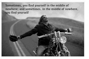 Biker Quotes Biker quote. via ange
