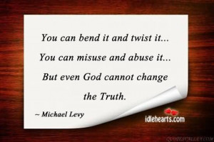 You can bend it and twist it… You can misuse and abuse it… But ...