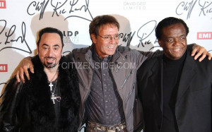 David Gest; Sir Cliff Richard; Lamont Dozier IMG_1200