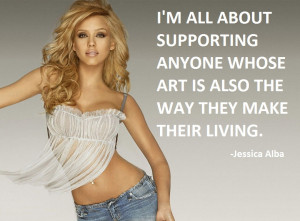 Jessica Alba Quotes Life