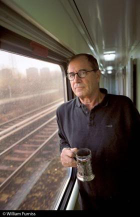 Paul Theroux Train Quotes