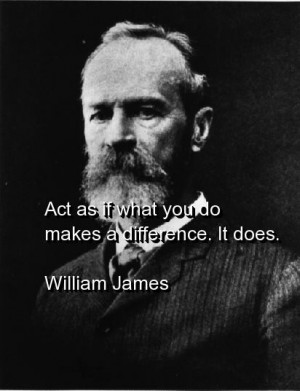 Acceptance quotes, best, positive, sayings, william james