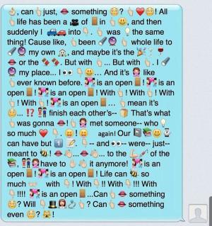 13) Full Lyrics Song Made With Emojis