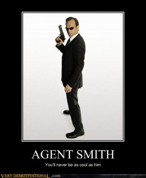 funny agent smith quotes pictures