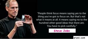 Steve Jobs Quote Wallpaper
