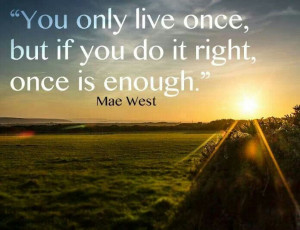 Embrace life! #quotes