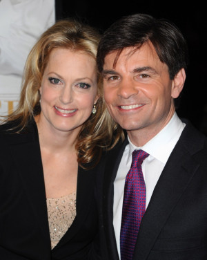 House with george has landed an George Stephanopoulos Marriage with ...