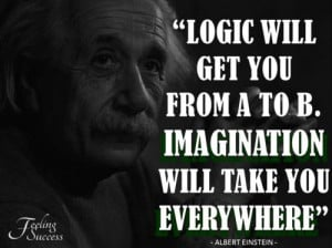 Quotes By Albert Einstein About Imagination ~ Albert Einstein | Lina ...