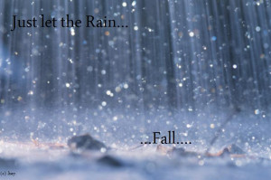 Rain Images With Quotes In