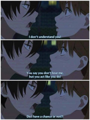Anime quotes Cute LOVE