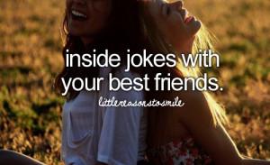 friends jokes best friend joke inside joke