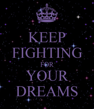 Keep Fighting Quotes For